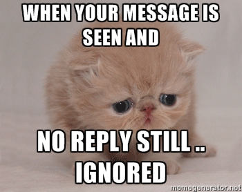 Y U No Reply Meme How to get Suppliers i...